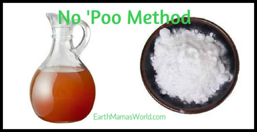 No Poo Shampoo & Conditioner