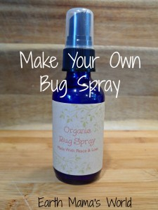 How To Make Your Own Bug Spray