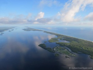 photo credit:  Indian River by Air