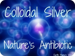 Treat Your Family Naturally Using Colloidal Silver
