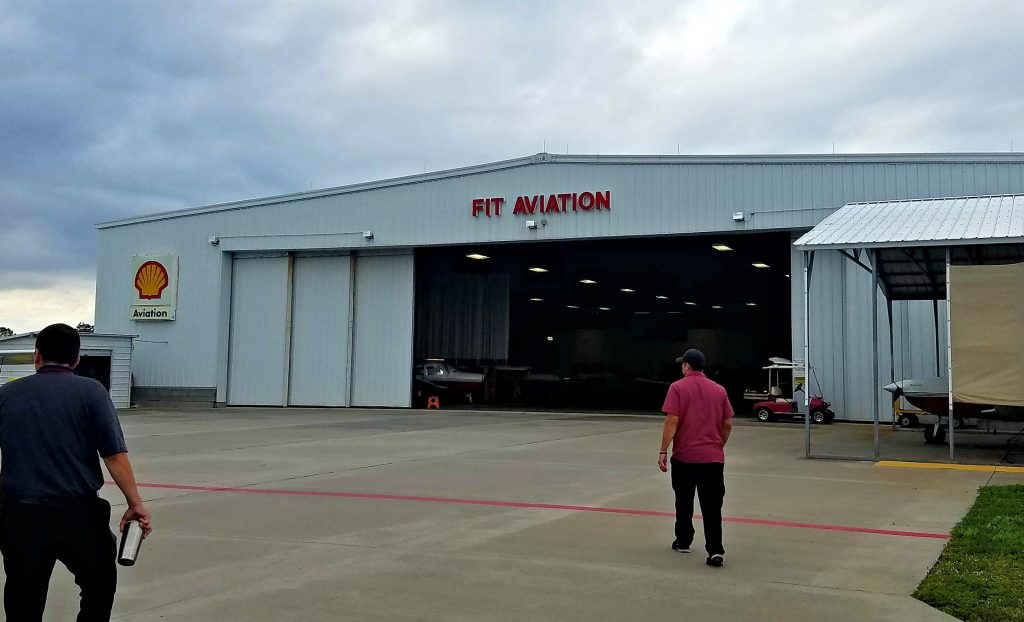 Field Trip Fun: FIT Aviation Training & Research