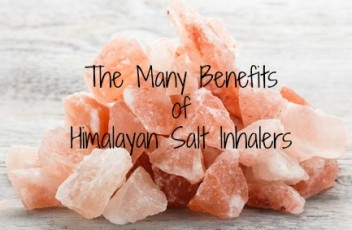 Benefits of Himalayan Salt Inhaler